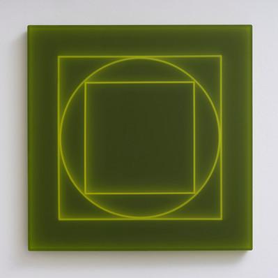 Square Circle Square, 2021
