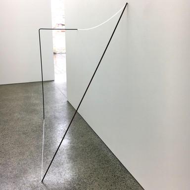 Curvature with 2 Logical End Points, 2017
