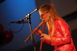 Performing Ausser Atem - M. Eggert