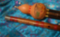 Lydia Gosnell traditional chinese instruments demonstration