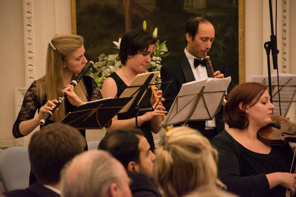Performing with Les Bougies Baroque