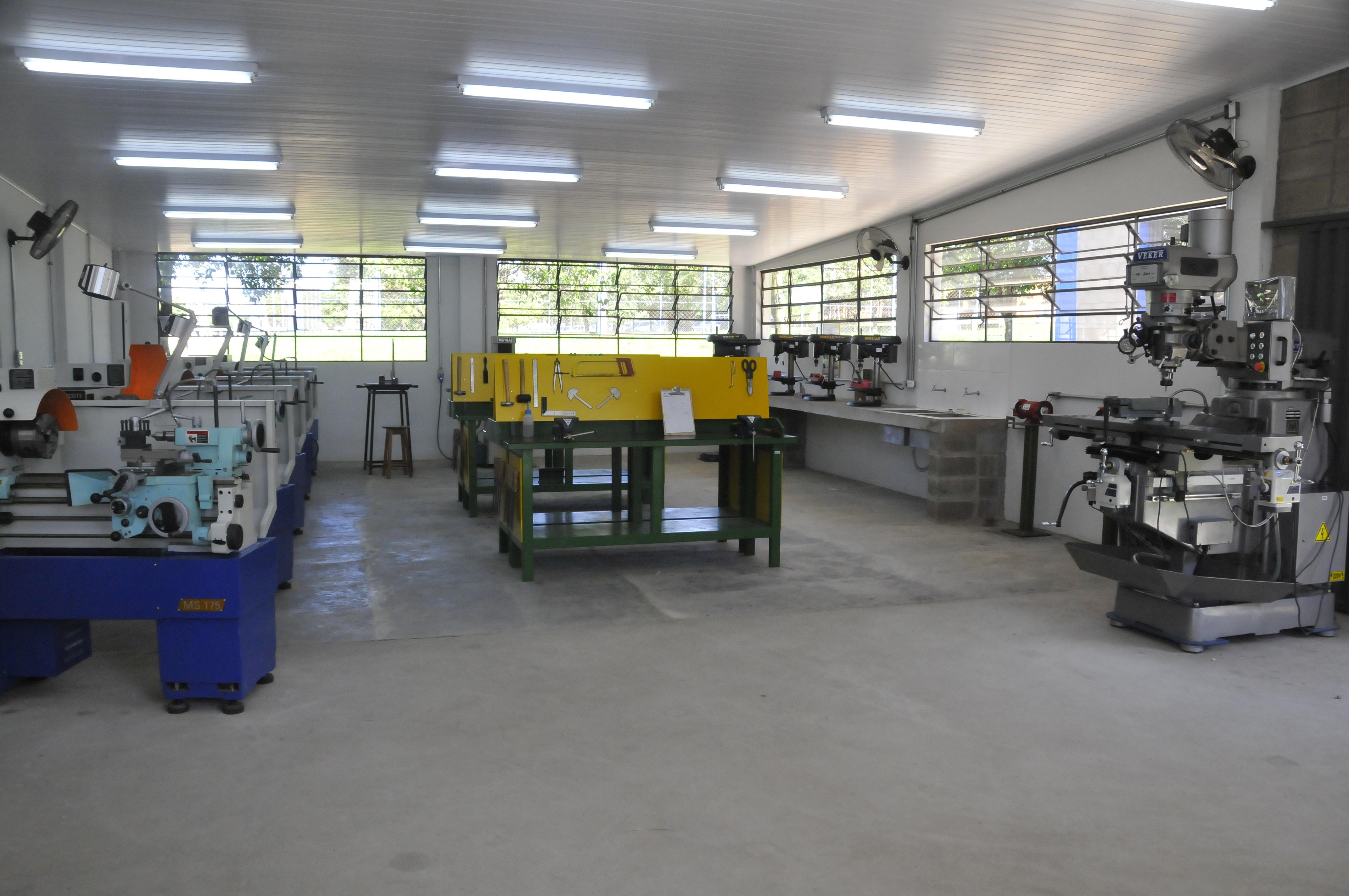 Laboratório de Produção Mecânica