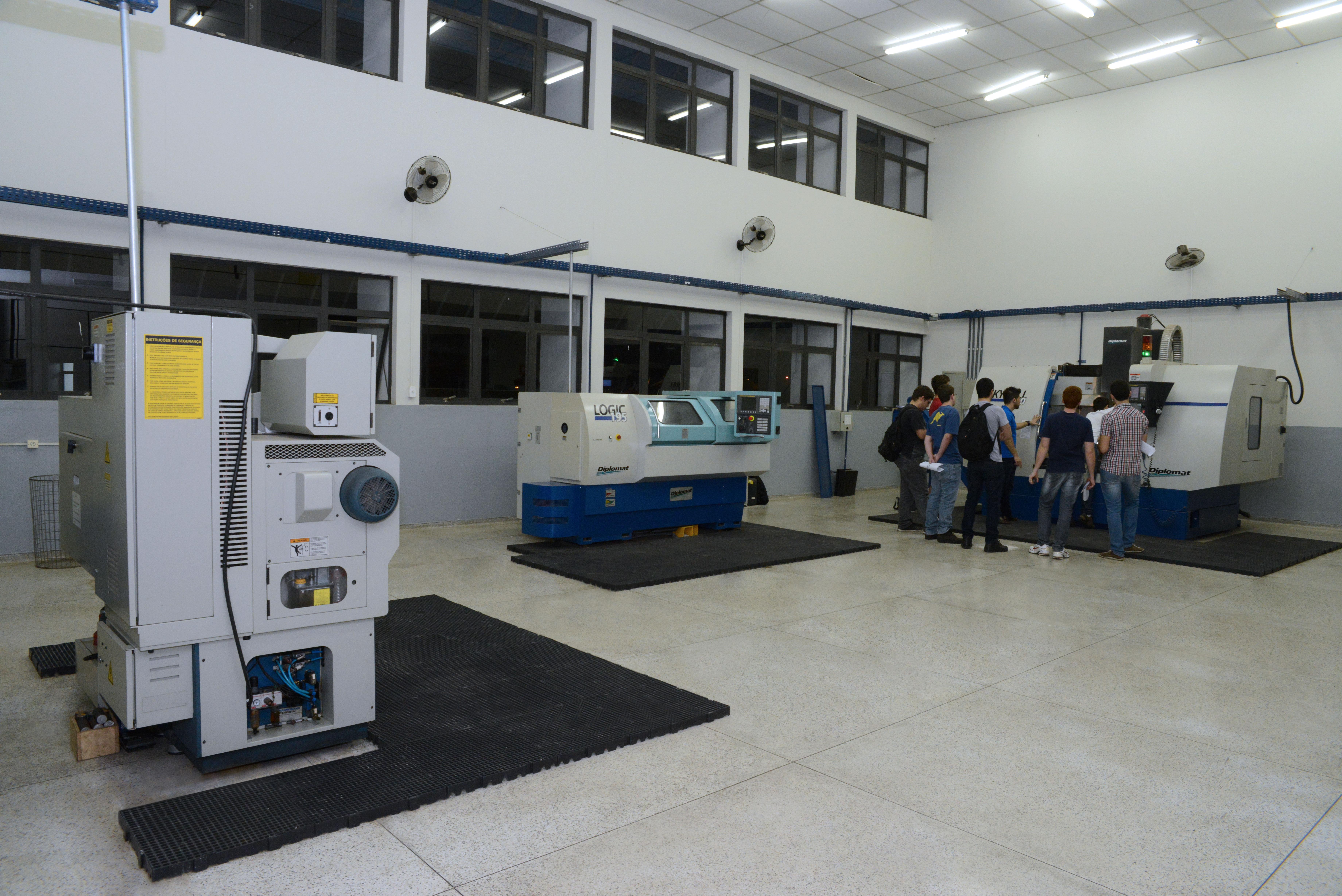 Laboratório de CNC