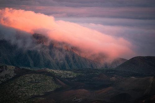 Haleakala Sunset I