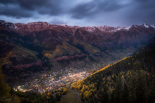 copy of Twilight in Telluride