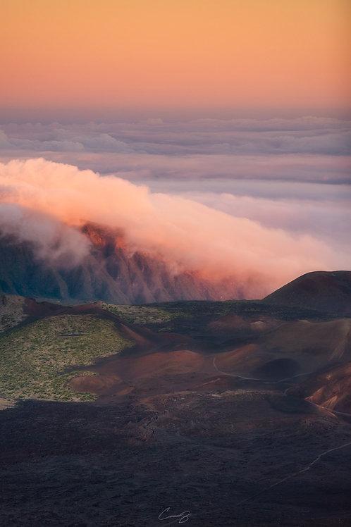 Haleakala Sunset II