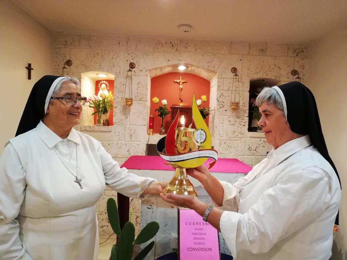 SISTER BLANCA Y ENITH