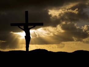 """""""Fomos curados graças às Suas chagas"""" (Isaías 53:5c)"""