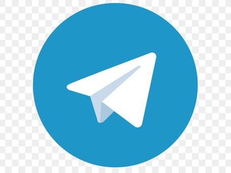 Google censura grupos no Telegram