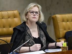 Rosa Weber suspende a convocação de Governadores