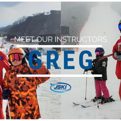 #Greg #Instructor