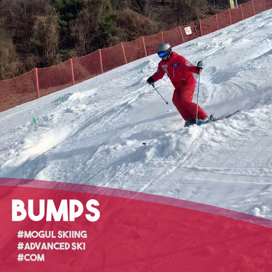 Fun Ski Drills: Bumps