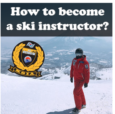 How to become a ski instructor in South Korea: Korean Ski Instructor Certification