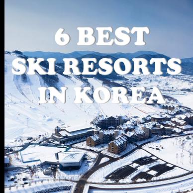 Where Can I Ski in Korea? : 6 Best Ski Resorts in Korea