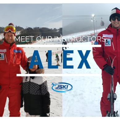 #Alex #Instructor
