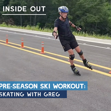 Pre-season ski workout: Inside out
