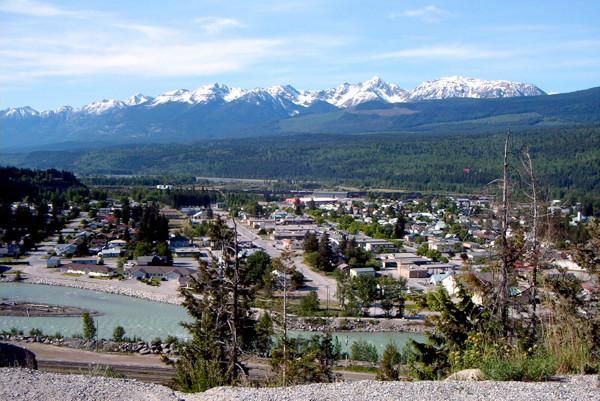Town of Golden, BC