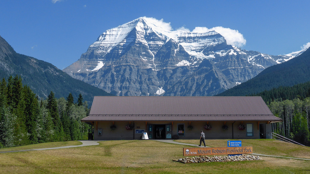 Mount Robson Provincial Park, BC