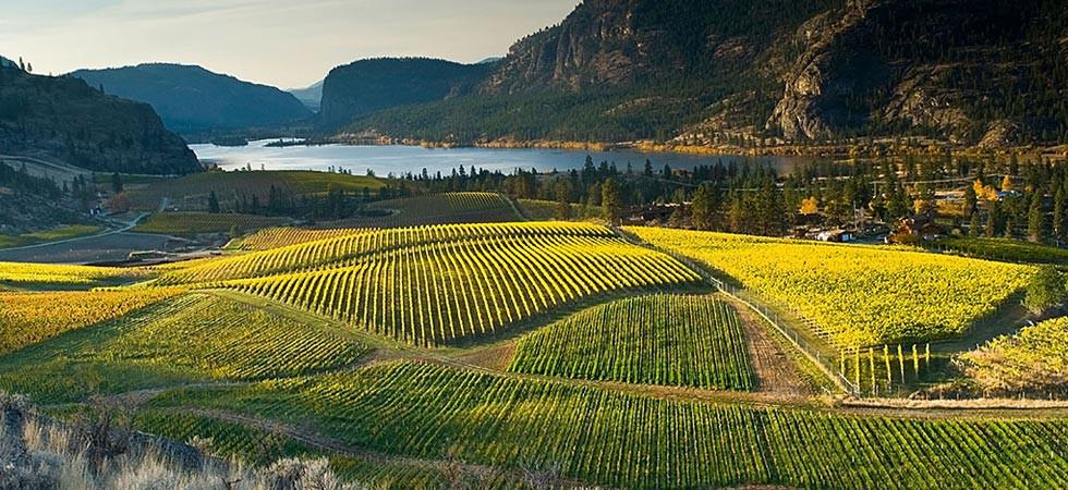 Okanagan Valley, BC