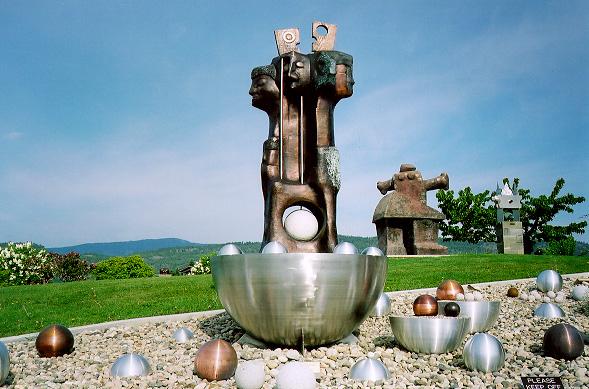 Geert Maas Sculpture