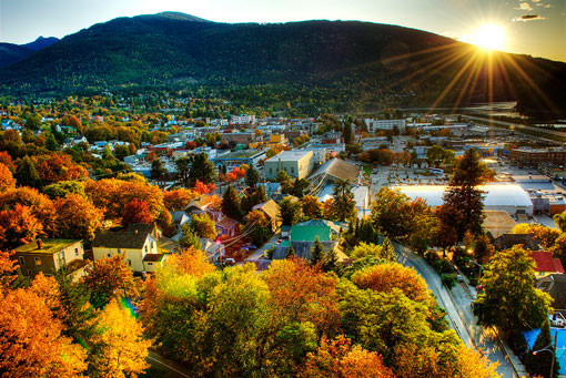 Town of Nelson, BC