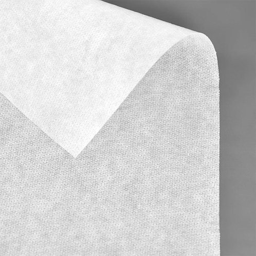 """Medium Weight Non-Woven Fusible Interfacing/Interlining 60"""" Wide"""