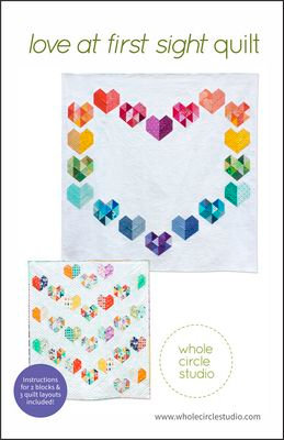 Love at First Sight Quilt Pattern