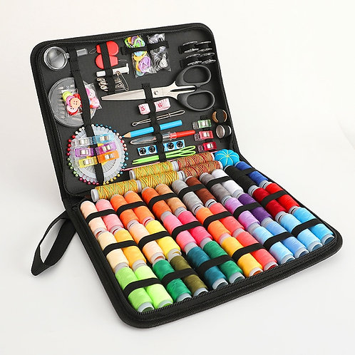 Sewing Kits DIY Multi-Function Sewing Box Set for Hand Quilting Stitching