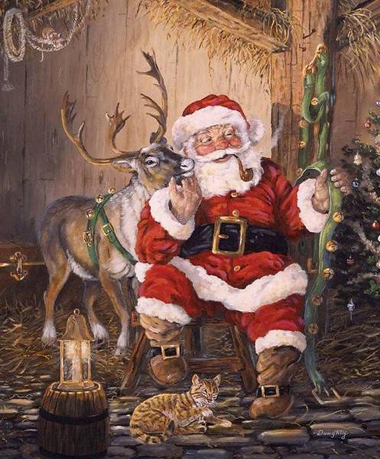 Christmas Memories Time To Go Panel