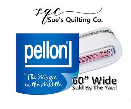 """Pellon 911 FF 60"""" Wide"""