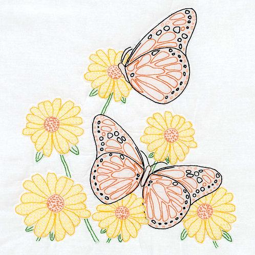 """Butterflies 18"""" Quilt Blocks"""