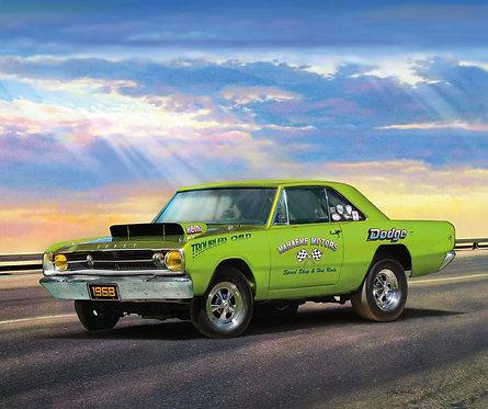 Dodge 1968 Green Dart