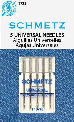 Schmetz Universal Needle size 18/110