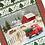Thumbnail: Christmas Memories – Country Christmas Quilt Kit – Riley Blake Designs