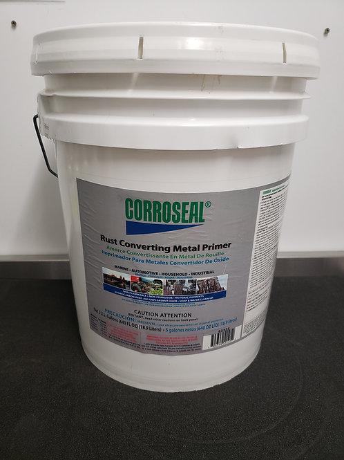 Corroseal Rust Converter - 5 US Gallon
