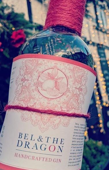 The Bel & Dragon Gin
