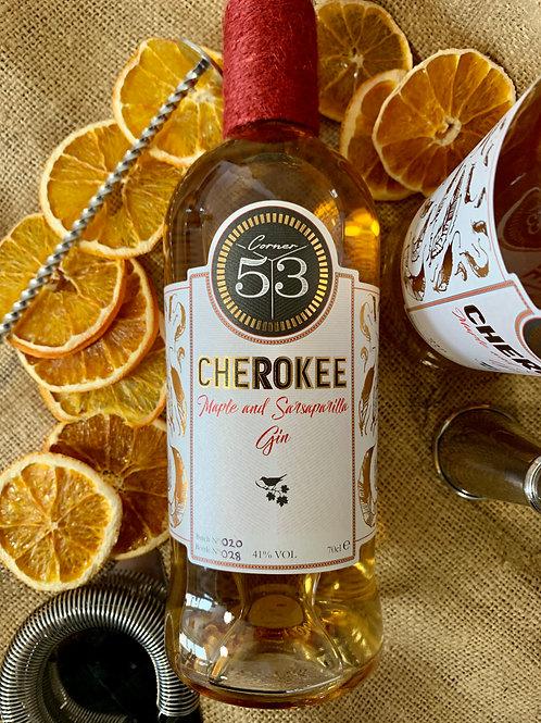 """""""Cherokee"""" Maple & Sarsaparilla Gin"""