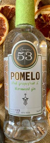"""Pomelo"" Pink Grapefruit & Wormwood Gin."