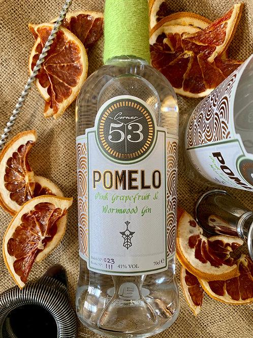 """Pomelo"" Pink Grapefruit & Wormwood Gin"