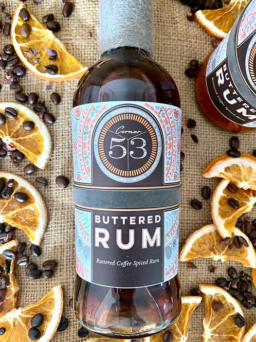 Experimental Series Buttered Rum