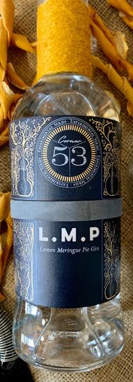 """""""LMP"""" Lemon Meringue Pie Gin"""