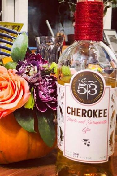 Smokey and Sweet Cherokee