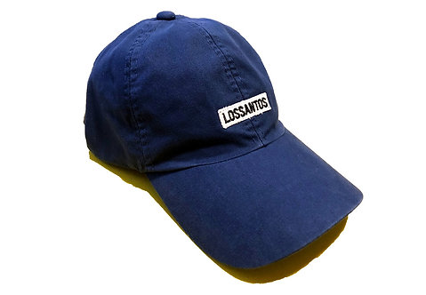 Boné Dad Hat Azul
