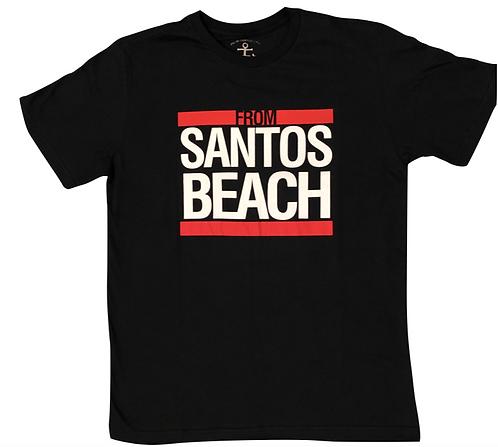 From Santos Beach - Preta