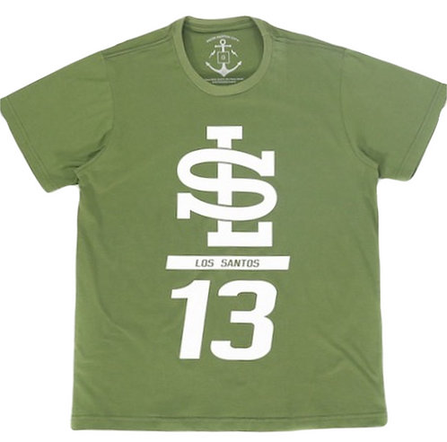 LS All Green 13