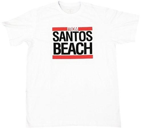 From Santos Beach
