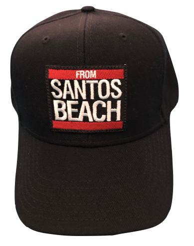Boné From Santos Aba Curva