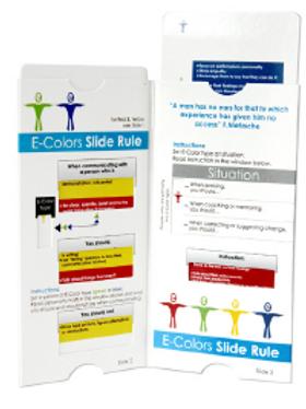 Communication Slide Rule