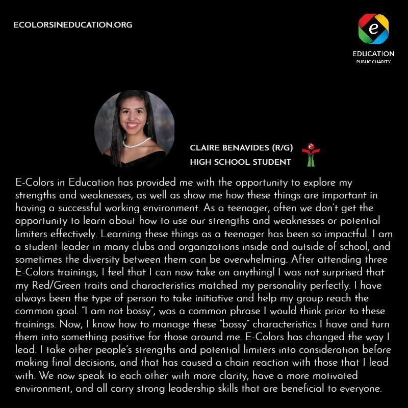 Claire Benavides