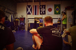 Coaching at Higher Level MMA Scotland in Muay Thai, BJJ and MMA